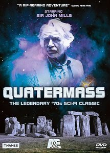Quatermass : The Complete Uncut Edition : 4 Episode Mini Series , with Bonus the Rare Feature Length Theatrical Version and the History Channel Episode Enduring the Mystery of Stonehenge