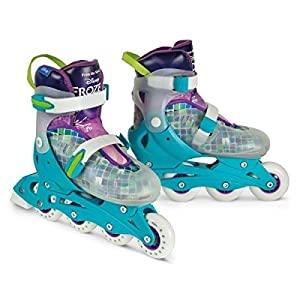 Powerslide Kinder Frozen Magic 2 in 1 Skate Schlittschuhe