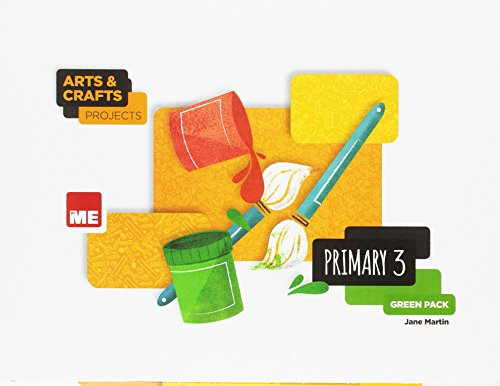 Arts and Crafts Projects 3º Green Pack (Arts&Crafts Projects) - 9788416888207 por Jane Marie Martin