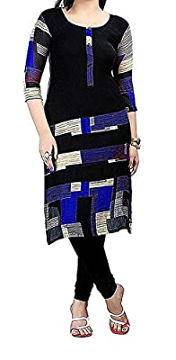 BEST party wear Women's Designer kurti - COMFORTABLE Princess cut stitched Long rayon kurta - Designer stylish and readymade partywear dress for women,Clothsfab Multi Coloured party wear kurtis for women readymade sleeve stylish partywear dress A-Line Ray