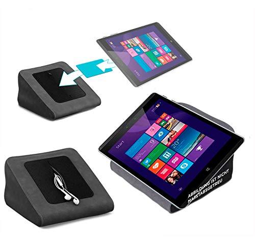 reboon Tablet Kissen für das Hewlett Packard Pro Tablet 608 - ideale iPad Halterung, Tablet Halter, eBook-Reader Halter für Bett & Couch