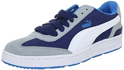 Puma Arrow FS 3 353377, Herren Sportive Sneakers, Blau (estate blue-white-quarry 09), EU 37 (UK 4) (US 5)