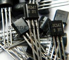 DAYDEALZ 50-Pcs BC547 NPN TO 92 General Purpose Transistor