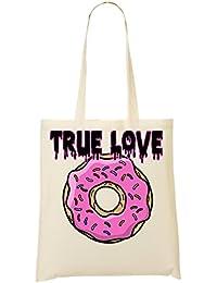 True Doughnut Fashioned Bolso De Mano Bolsa De La Compra