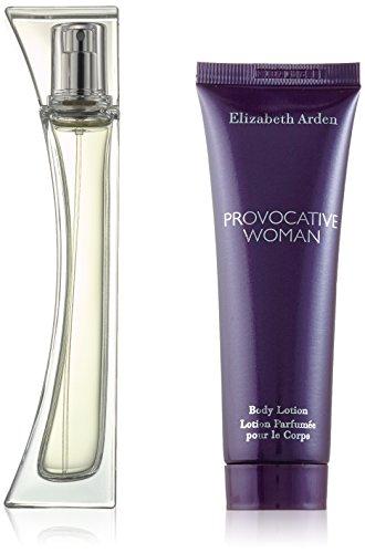 Elizabeth Arden Provocative Woman Confezione Regalo 30ml EDP + 50ml Lozione per il Corpo