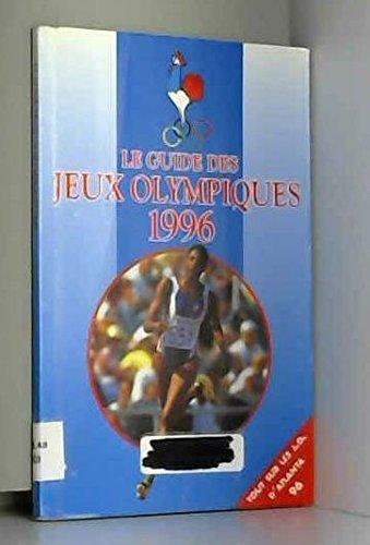 Album guide jeux olympiques 96                                                                052496