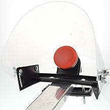 Hochwertige Wetterschutzhaube für LNB NA-Digital - effektiver Schutz bei Wind und Wetter   SAT Anlage Schutzhaube LNB Regenschutz Abdeckung LNB Wetterschutz LNB Schutz LNB Schutzkappe SAT Zubehör Regen, Schnee, Hagel und Eis Protector Small