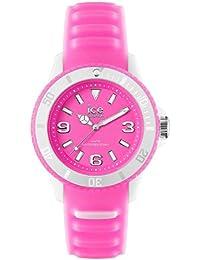 Ice-Watch Unisex-Armbanduhr Ice-Glow Analog Quarz Silikon GL.PK.U.S.14