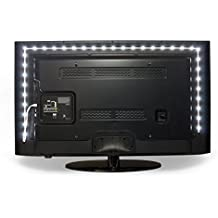 luminoodle LED TV Hintergrundbeleuchtung–USB LED HDTV Bias Lighting für TV Ambient Beleuchtung –, Hintergrund Beleuchtung für TV...