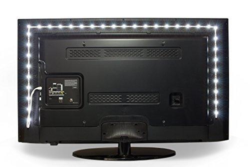 Luminoodle-TV-Bias-Lighting-USB-Powered-LED-Light-Strip-Kit-TV-Backlight-Home-Theater-Light-System-Medium