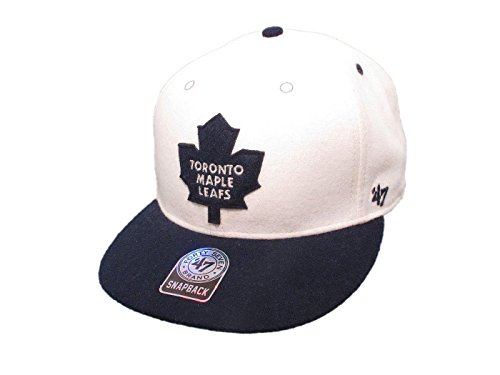 47 Brand NHL MLB Cap Eishockey Baseball Basecap Kappe Mütze Hut (NHL - Toronto Maple Leafs - Nr. 7) (Leafs-hüte Maple)