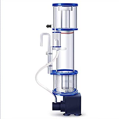 WARM ROOM Écumeur de protéines d'aquarium, Filtre Externe d'aquarium pour séparateur de protéines d'aquarium, écumeur de matière Organique, pour Aquarium d'eau de mer de récif corallien