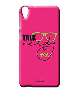 Nerd Talk Pink - Sublime Case for HTC Desire 820