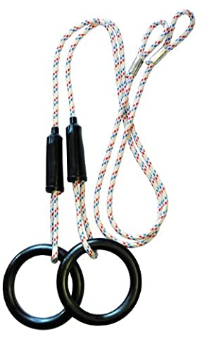 Ringe - Turnringe für Kinder; TÜV/GS; zugelassen für 130 kg