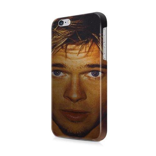 COUTUM iPhone 5/5s/SE Coque [GJJFHAGJ74971][BTS BANGTAN BOYS THÈME] Plastique dur Snap-On 3D Coque pour iPhone 5/5s/SE BRAD PITT - 024