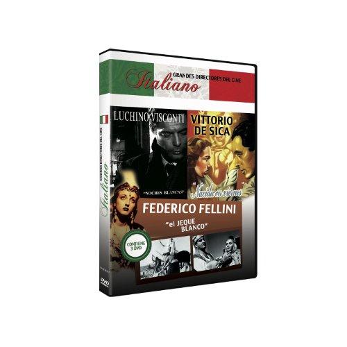 Grandes Directores Del Cine Italiano [DVD]