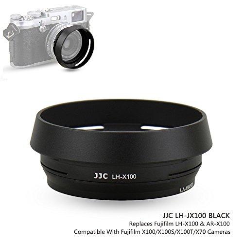 Profoto. Trend/JJC LH-JX100Objektivadapter und Gegenlichtblende für Fujifilm Finepix x100F gewidmet, X100T, X100S,...