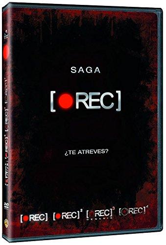 REC: 1+2+3+4 [DVD]