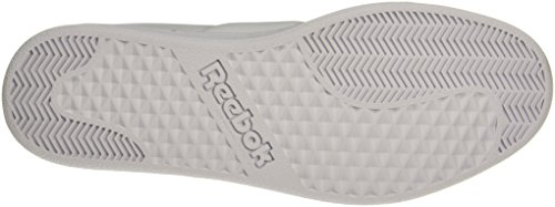 Reebok Herren Royal Smash Sneaker Weiß (White/Primal Red)