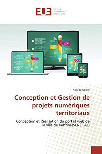 Conception et Gestion de projets numériques territoriaux par Ndiaga Gueye
