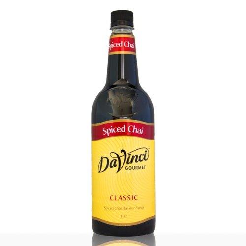 Da Vinci Gourmet Flavour Sirup Spiced Chai 6 x 1000ml Kaffeesirup