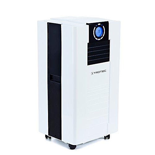 Trotec Pac 4700 X Climatiseur portable à 16000 BTU, Conditionneur d'air local monobloc 4,7 kW, EEK A