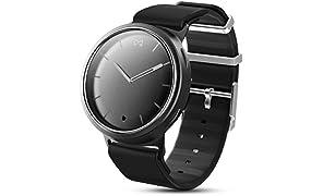 Misfit Phase Hybrid-Smart-Watch, Schwarz