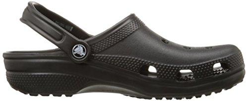Crocs Classic, Sabots mixte adulte Noir (Black)