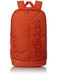 Adidas Linear Performance Backpack Rucksack light scarlet-dark orange-infrared - NS adidas