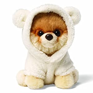 GUND Bear Suit Soft Toy 7