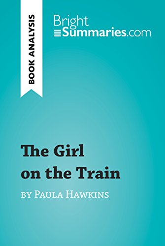 The Girl on the Train by Paula Hawkins (Book Analysis): Detailed ...