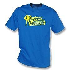 TshirtGrill Pandoras Bordell-T-Shirt, Farbe- Königsblau