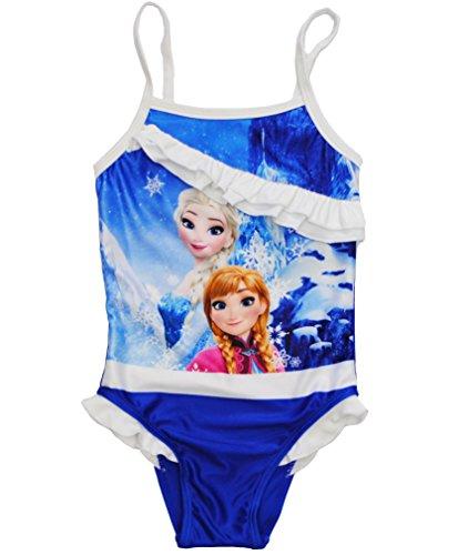 Mein Badeanzug (Badeanzug mit Rüschen -