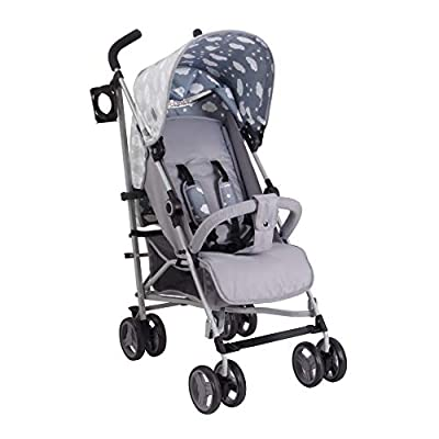 My Babiie Abbey Clancy Clouds Stroller