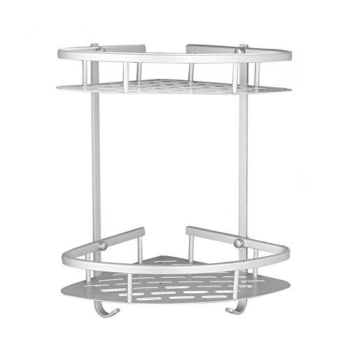 Haosen Badezimmerregale metall regal badezimmer Handtuchständer badregal hängend - Raum...