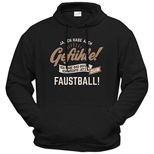 getshirts-rahmenlosar-geschenke-hoodie-gefuehle-ich-moechte-sport-faustball-schwarz-s
