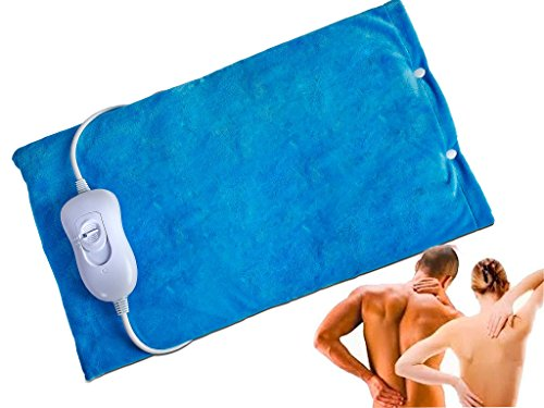 fineway-electric-heated-pad-thermal-back-neck-body-mat-pain-relief-therapy-40w
