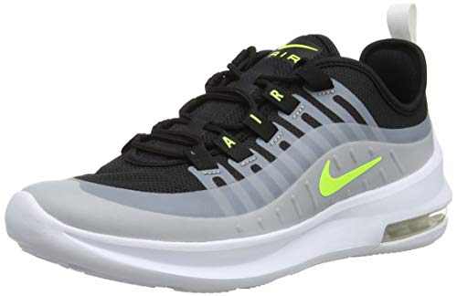Nike Air MAX Axis (GS), Zapatillas de Running para Mujer, (Black/Volt/Wolf Grey/Anthracite 005), 38.5 EU