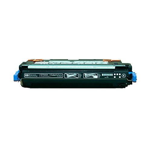 Preisvergleich Produktbild Q7560A HP Toner Cartridge 314A Schwarz HP 314A original Laserjet Tonerkassette 6.500 Seiten, mit ColorSphere, für ColorLaser CLaserjet 3000.