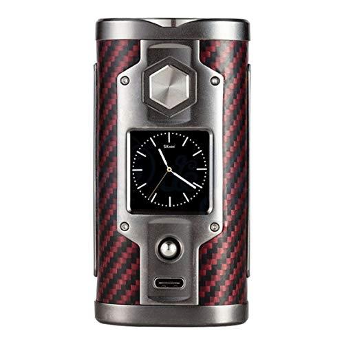 Yihi - SX Mini G Class Box elettronico per sigaretta elettronica potenza massima 200W con chipset SX550J e schermo OLED (Kevlar Red)