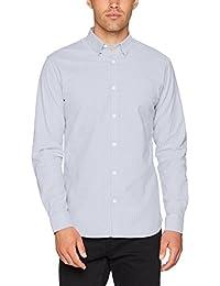 SELECTED HOMME Herren Businesshemd Shdonevictor Shirt LS NOOS