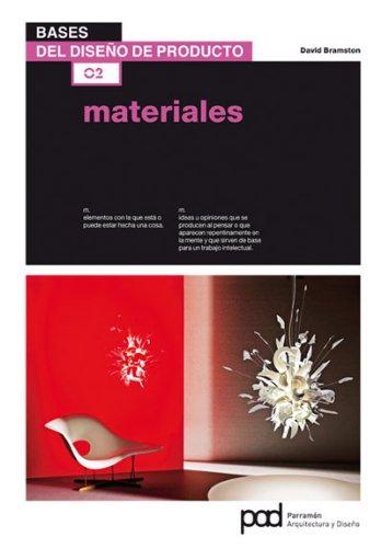 MATERIALES (Bases del diseño de producto)