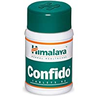 Confido Tablets Pack 60 X 8 = 480 Tablets (Express Delivery) with Free Ayurvedic Shampoo of 100 ML (8 Bottle) preisvergleich bei billige-tabletten.eu
