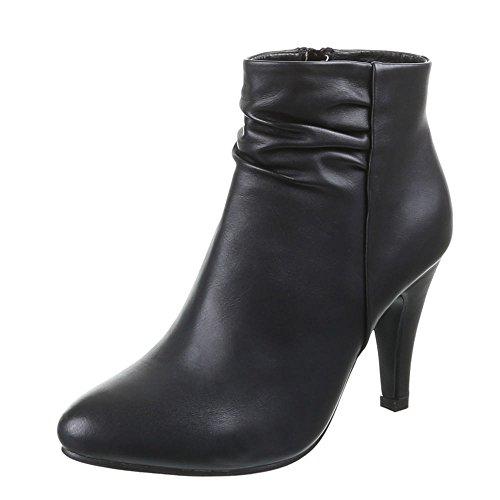 Chaussures 840–gA-femme Noir - Noir
