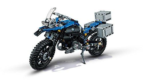 "LEGO 42063 ""BMW R 1200 GS Adventure"" Building Toy"