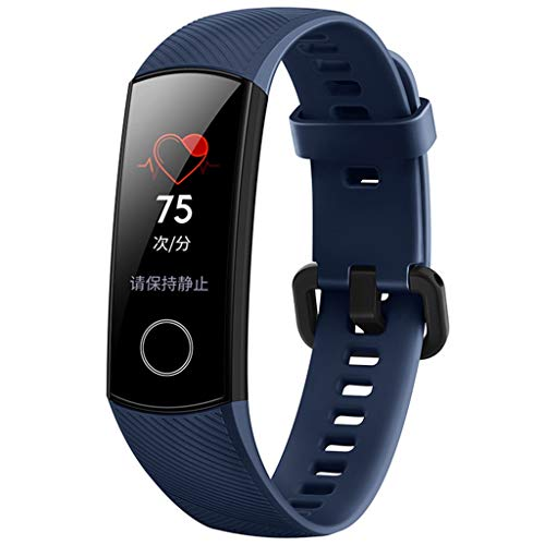 SANFASHION Fitness Armband Huawei Honor Band 4 Smart Armband Amoled Touchscreen Körperhaltung by