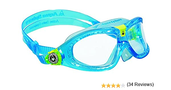 best toddler goggles  Aqua Sphere Seal Kid 2.0 Swim Goggles (Blue, Clear): Amazon.co.uk ...
