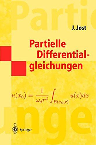 Partielle Differentialgleichungen: Elliptische (und parabolische) Gleichungen (Springer-Lehrbuch Masterclass) (German Edition)