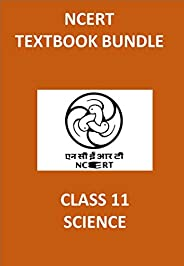 NCERT Bundle Class 11 SCIENCE - PCM With Bio and English