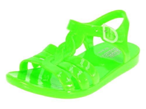 Beppi fille sandales sandaleten chaussures **coloris assortis - Vert fluo